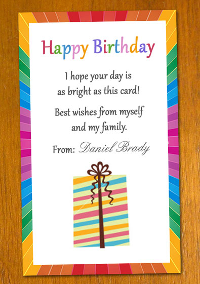 Free Birthday Card Template Example: www.businesstemplates.biz/templates/birthday-templates/birthday...