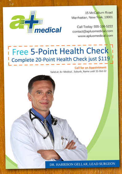 Doctor Clinic Flyer