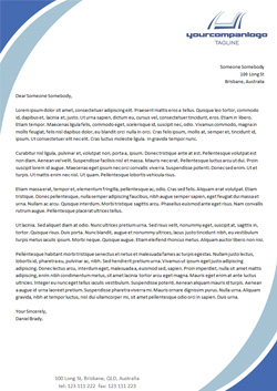 Lawyer Letterhead 2