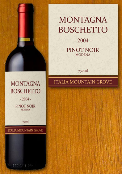 Wine Bottle Label  Free Wine Label Template