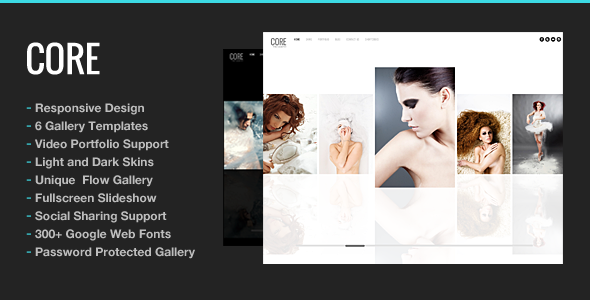 12 Photography Portfolio Website Templates to Download