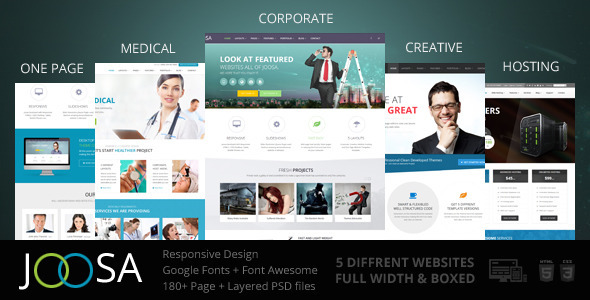 simple website templates free download html5 with css3