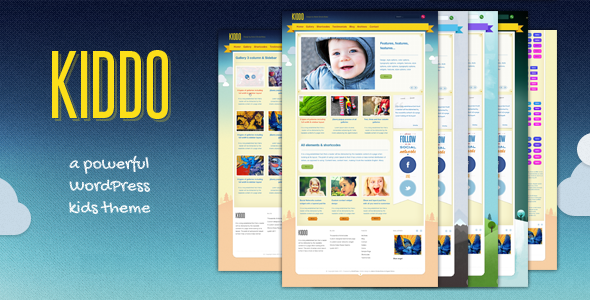 12 Baby Website Templates to Download