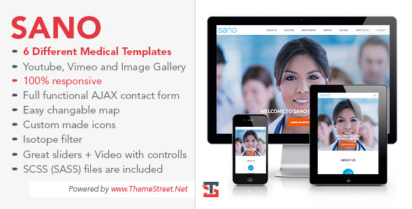 11 Medical Website Templates to Download