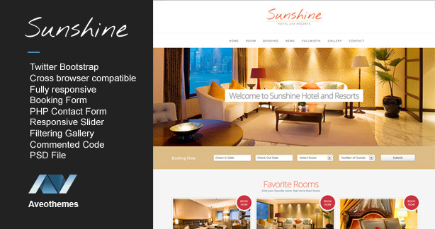 12 Hotel Booking Website Templates To Download