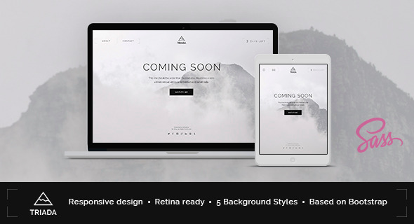 13 New HTML5 CSS3 Website Templates